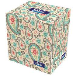 VELVET 70szt Cube Chusteczki higieniczne pudełko