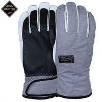 Odzież do sportów zimowych, rękawice POW - Ws Crescent GTX Glove Grey (Short) (GY) rozmiar: M