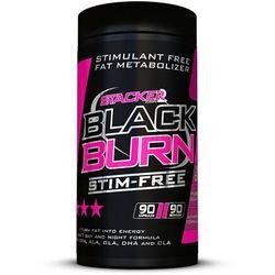 Stacker2 Spalacz Tłuszczu Black Burn STIM-Free 90 kaps