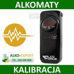 Alco Force AF400 serwis alkomatu