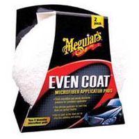 Pozostałe kosmetyki samochodowe, Meguiar's Even Coat Microfibre Applicator Pads rabat 50%
