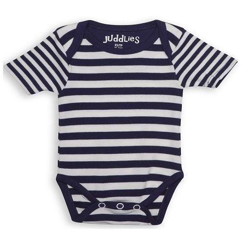 Body niemowlęce, Body Juddlies - Patriot Blue Stripe 0-3 m 6002075