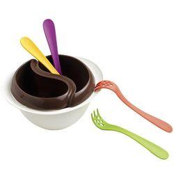 Zestaw do czekoladowego fondue z kuchenki mikrofalowej Mastrad (MA-F47921)