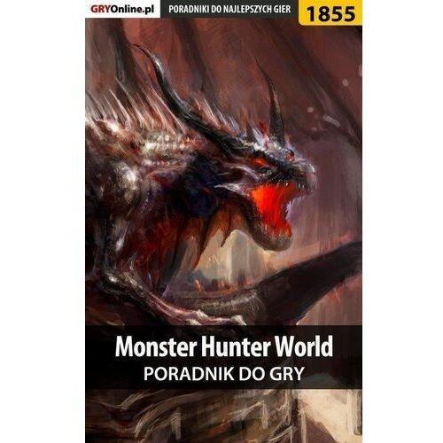 E-booki, Monster Hunter World - poradnik do gry