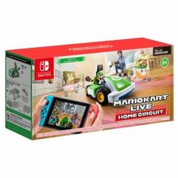 Mario Kart Live Home Circuit - Luigi Zestaw akcesoriów NINTENDO