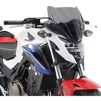 Pozostałe akcesoria do motocykli, KAPPA KA1152 SZYBA HONDA CB 500F (16) 31,2 x 40,8cm PRZYCIEMNIANA Z MOCOWANIAMI