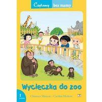 Książki dla dzieci, Wycieczka do zoo 1 etap czytania - Masteau Clemence (opr. miękka)