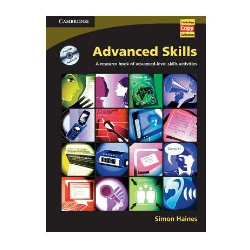 Książki do nauki języka, Advanced Skills With Audio CD (opr. miękka)
