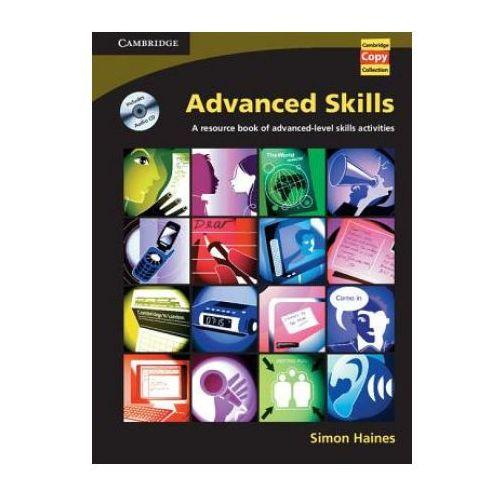 Książki do nauki języka, Advanced Skills With Audio CD (opr. twarda)