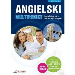 Angielski MultiPakiet. Kompletny kurs dla początkujących - Praca zbiorowa