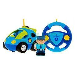 ZABAWNE AUTKO dla najmłodszych NA PILOT POLICJA 6601
