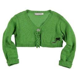 BOBOLI Bolerko kolor zielony