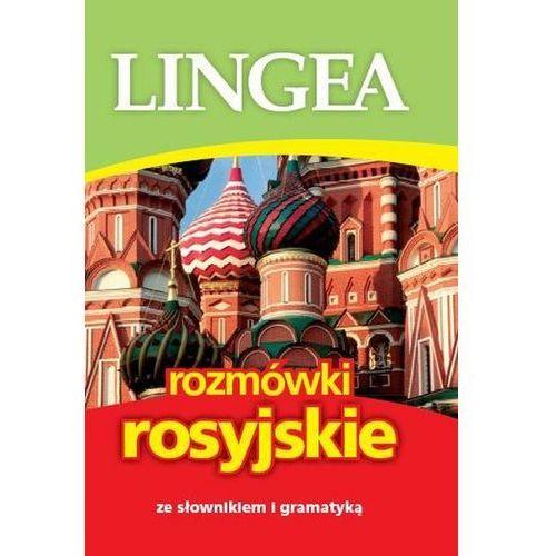 Książki do nauki języka, Lingea rozmówki rosyjskie - Praca zbiorowa (opr. miękka)