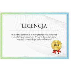 Centrala telefoniczna PROXIMA Licencja na 2 kanały VoIP zawiera licencje na konta miejskie VoIP