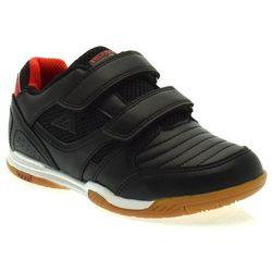 Buty halowe dla dzieci American Club 23/20 Red - Czerwony ||Czarny