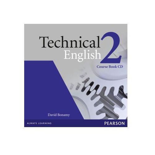 Książki do nauki języka, Technical English 2. Course Book CD (Płyta CD)