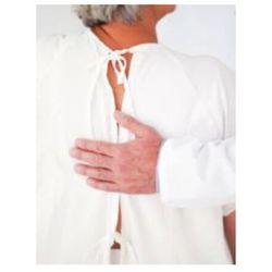 Bluza pacjenta SMS 35g/m2 nieprześwitująca wiązana 1szt