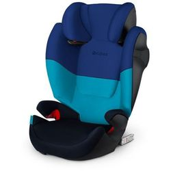 CYBEX fotelik samochodowy Solution M-fix 2019 Blue Moon