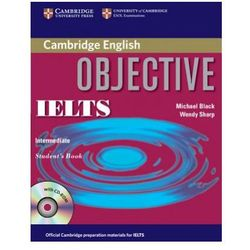 Objective IELTS Intermediate Student's Book with CD-ROM Cambridge (opr. miękka)