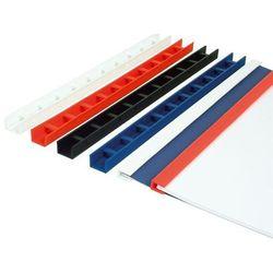 Listwy do bindowania zatrzaskowe Greenbindery Argo, niebieskie, 6 mm, 50 sztuk, oprawa do 40 kartek - Rabaty - Porady - Hurt - Negocjacja cen - Autoryzowana dystrybucja - Szybka dostawa