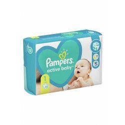 Pieluchy Pampers Active Baby 1 5O41ES Oferta ważna tylko do 2031-10-22