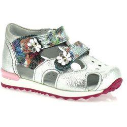 Sandały dla dzieci Kornecki 06160 - Srebrny ||Kolorowy