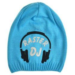 Czapka dziecięca DJ - Niebieski
