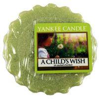 Świeczki, Wosk Zapachowy - A Child's Wish - 22g - Yankee Candle