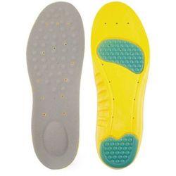 Miękkie wkładki piankowe amortyzujące stopę - wentylowane