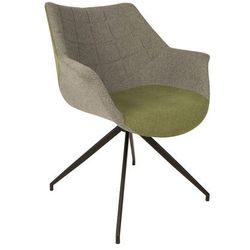 Zuiver Fotel DOULTON zielony 1200113