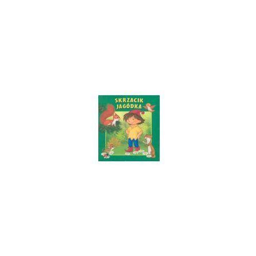 Książki dla dzieci, Jagódka. Skrzacik Jagódka. (opr. twarda)