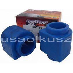 Tuleje gumy przedniego drążka stabilizatora 34mm Buick Rainier 2004-2007