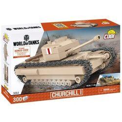 Klocki WOT Churchill I 1/48 (3064). od 6 lat