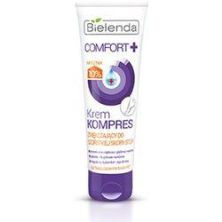 Bielenda Comfort+ krem zmiękczający do zrogowaciałej skóry (Urea 10%, Shea Butter and Vitamin E) 100 ml