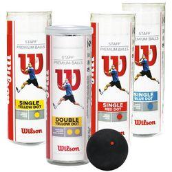 Wilson 3-Pack Tuba 1 kropka czerwona