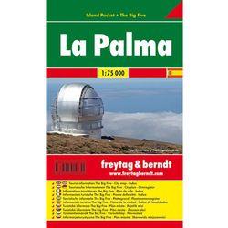 La Palma mapa 1:75 000 Freytag & Berndt (opr. miękka)