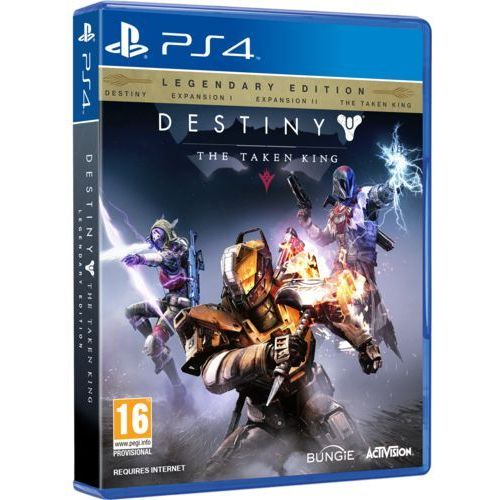 Gry na PlayStation 4, Destiny The Taken King (PS4)