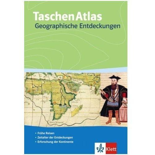 Pozostałe książki, TaschenAtlas Geographische Entdeckungen Stegner, Willi