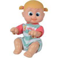 Lalki dla dzieci, SIMBA Lalka Bonny Bobas Raczkująca Interaktywna Gaworząca ❤STREFADZIECIAKOW.PL❤