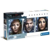 Puzzle, Puzzle 1000 panoramiczne netflix wiedźmin 39593