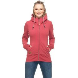 bluza RAGWEAR - Yoda Sweat Zip Red (RED) rozmiar: L