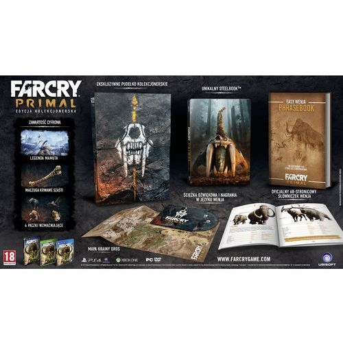 Gry na PC, Far Cry Primal (PC)