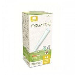 ORGANYC Tampony higieniczne z aplikatorem Regular 16szt