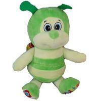 Pozostałe zabawki, Maskotka Pszczółka Maciejka zielona 23 cm