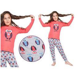 Piżama dziecięca LEZLY: malina