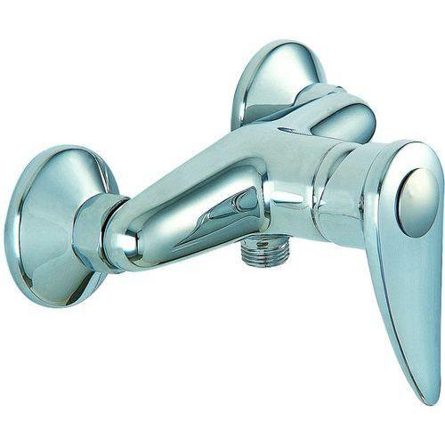 Baterie do pryszniców, BLUE WATER bateria natryskowa ścienna COLUMBIA COL-BPK.030C