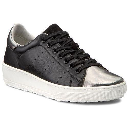 Półbuty damskie, Sneakersy QUAZI - WI16-216499 Czarny