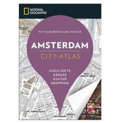 National Geographic City-Atlas Amsterdam Rigot-Muller, Virginia