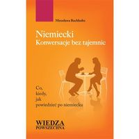 Książki do nauki języka, Niemiecki Konwersacje bez tajemnic - Mirosława Buchholz (opr. broszurowa)
