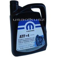 Filtry oleju do skrzyni biegów, Olej automatycznej skrzyni biegów MOPAR ATF+4 MS-9602 5,0l